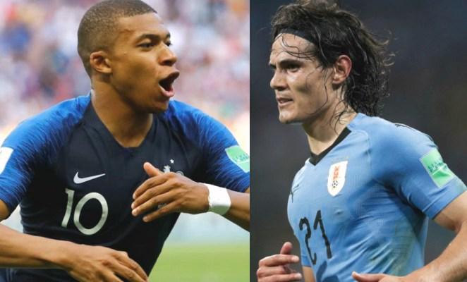 Đội hình dự kiến Pháp vs Uruguay: Nín thở chờ Cavani