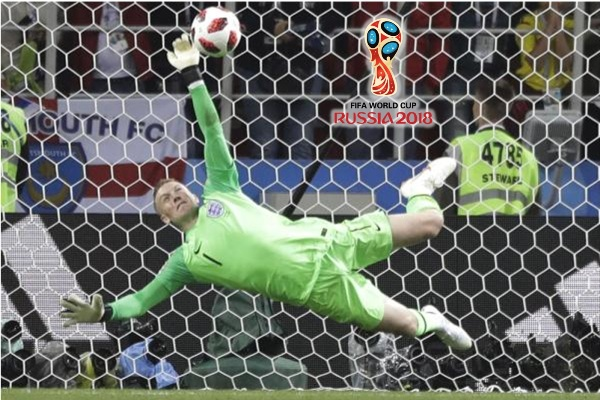 Người hùng Pickford tiết lộ bí quyết cản phá 11m tại World Cup 2018