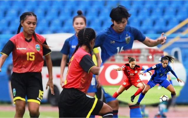 TRỰC TIẾP nữ Thái Lan vs nữ Campuchia, 16h ngày 4/7