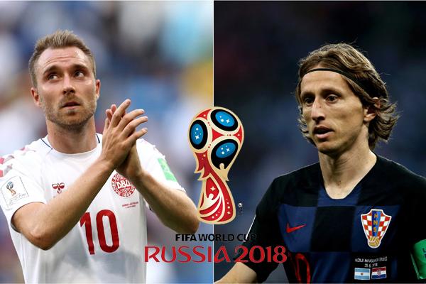 Lịch sử đối đầu Nga vs Croatia trước vòng tứ kết World Cup 2018