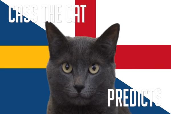 Tiên tri Cass dự đoán Anh vs Thụy Điển (21h, 7/7)