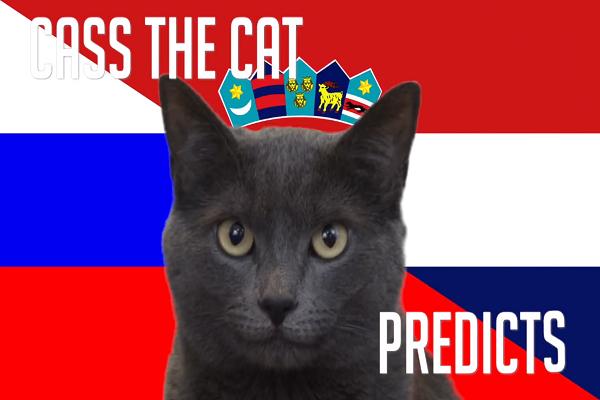 Tiên tri Cass dự đoán Nga vs Croatia (1h, 8/7)
