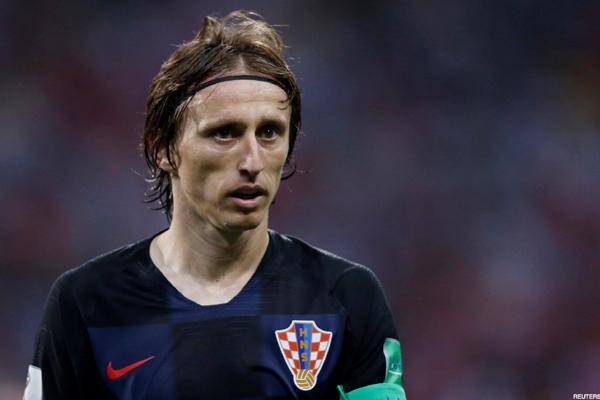 Kết quả Nga vs Croatia và danh sách 4 ĐT vào bán kết World Cup 2018