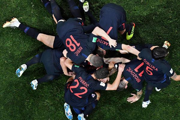 Kết quả Tứ kết World Cup 2018: Nga 2-2 Croatia (pen, 3-4)