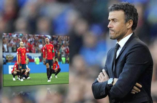 CHÍNH THỨC: ĐT Tây Ban Nha bổ nhiệm HLV Luis Enrique sau thất bại tại World Cup 2018