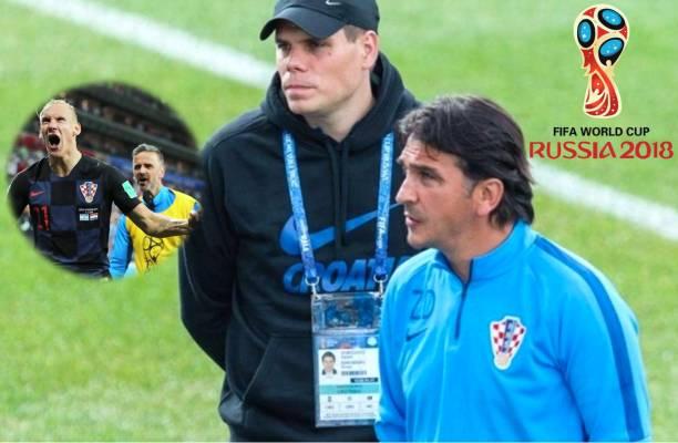 SỐC: ĐT Croatia đuổi 1 thành viên về nước ngay trước bán kết World Cup 2018