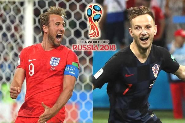 Nhận định bóng đá hôm nay (11/7): Bán kết Anh vs Croatia