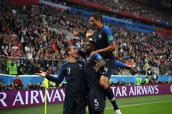 Kết quả Pháp 1-0 Bỉ: Vòng quay 20 năm