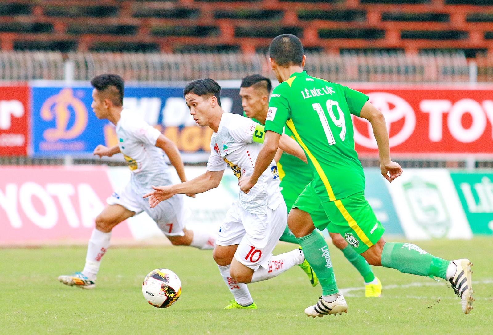 Nhận định vòng 19 V-League: HAGL vs Cần Thơ, 17h00 ngày 14/7