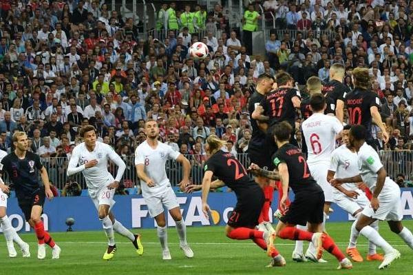 Anh vs Croatia: Cú lội ngược dòng lịch sử