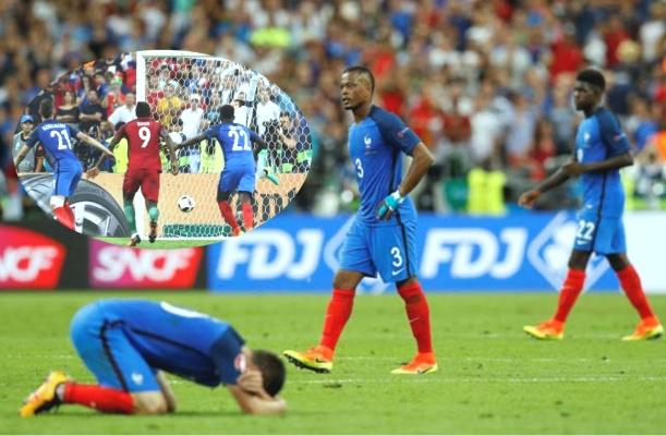 Chung kết World Cup 2018: ĐT Pháp và nỗi ám ảnh từ Euro 2016