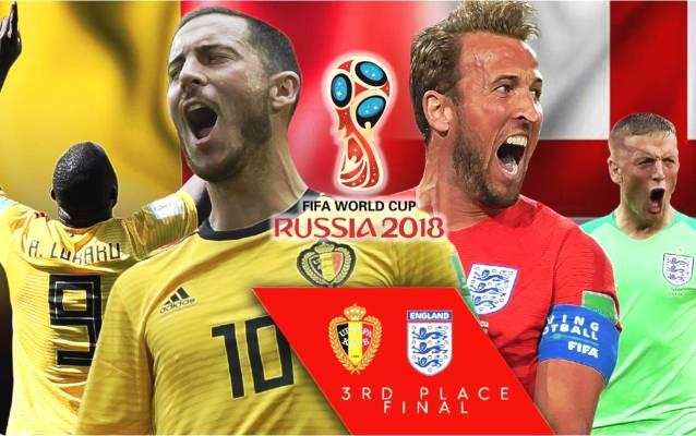 Dự đoán đội hình Anh vs Bỉ (21h ngày 14/7)