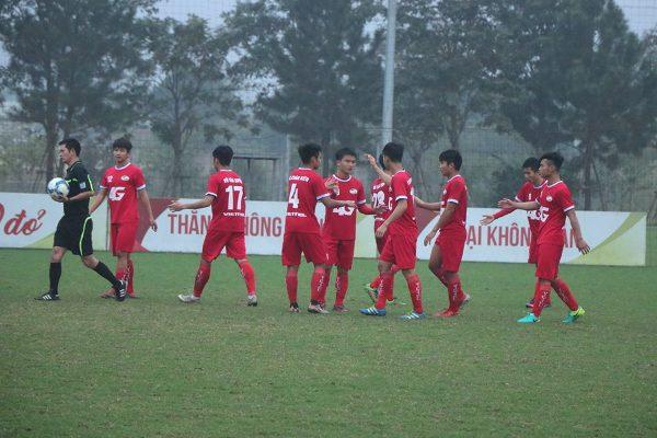 Kết quả Viettel vs Huế (FT 3-1): Phút cuối kịch tính