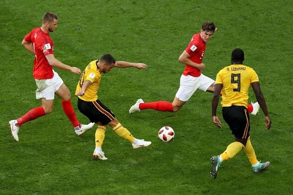 Bỉ vs Anh: Phần thưởng xứng đáng
