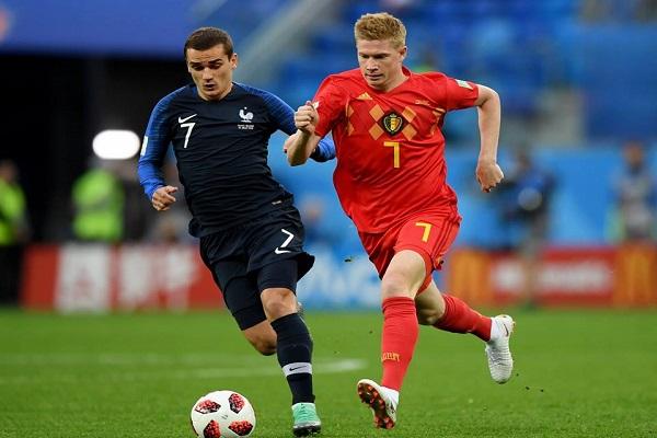Tin nóng World Cup hôm nay (14/7): Griezmann chê Quả bóng vàng, Lukaku không cần Vua phá lưới