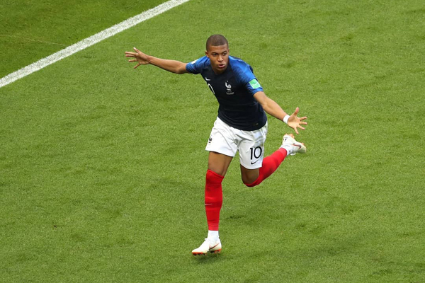 Kết quả bóng đá hôm nay (16/7): Pháp 4-2 Croatia