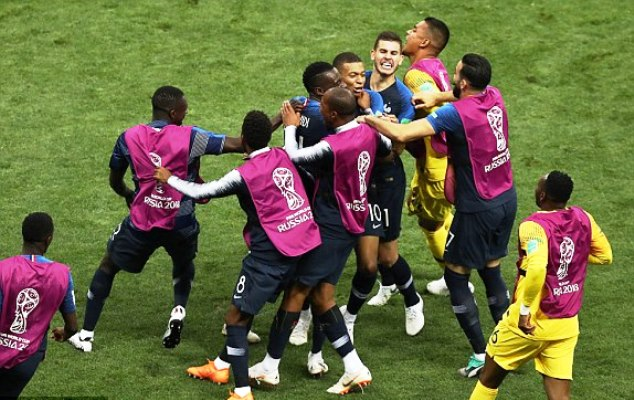 Pháp vs Croatia: Chung kết mãn nhãn