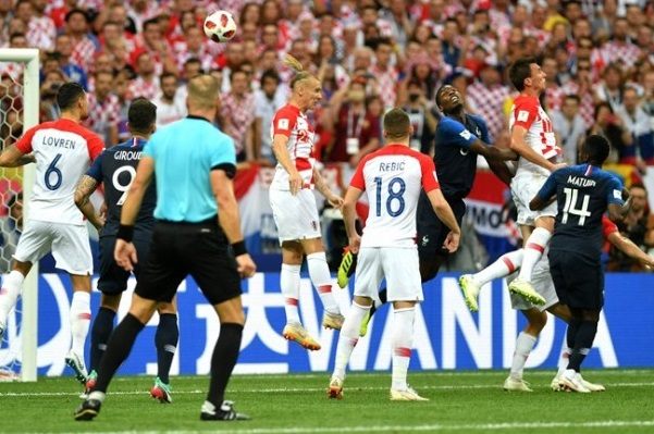 Kết quả Pháp 4-2 Croatia: Chức vô địch sau 20 năm