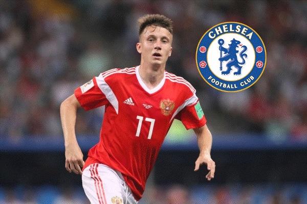 Tin chuyển nhượng tối nay 17/7: Chelsea sắp công bố hợp đồng với Aleksandr Golovin