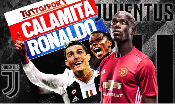 Tin chuyển nhượng sáng nay 17/7: Sau Ronaldo, Juventus dùng 'chiêu' độc dụ Pogba