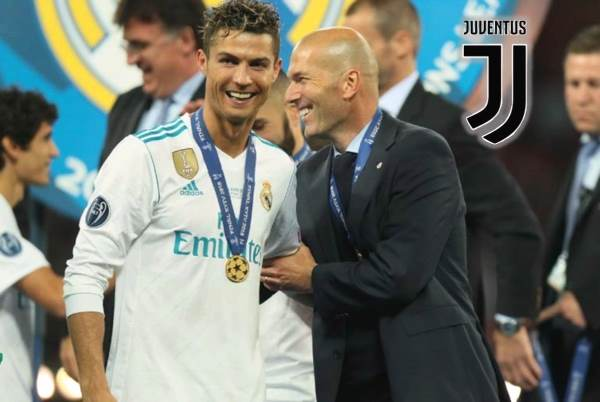 Tin chuyển nhượng sáng nay 18/7: HLV Zidane theo chân Ronaldo sang Juventus