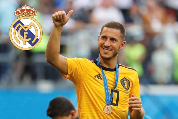 Tin chuyển nhượng tối nay 18/7: Real Madrid đạt thỏa thuận 'khủng' với Eden Hazard