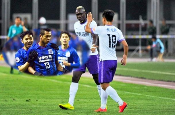 Trực tiếp Shanghai Shenhua vs Tianjin Teda (18h35 ngày 18/7) ở đâu?