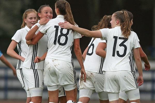 Trực tiếp U19 nữ Đức vs U19 nữ Đan Mạch, 20h ngày 18/7