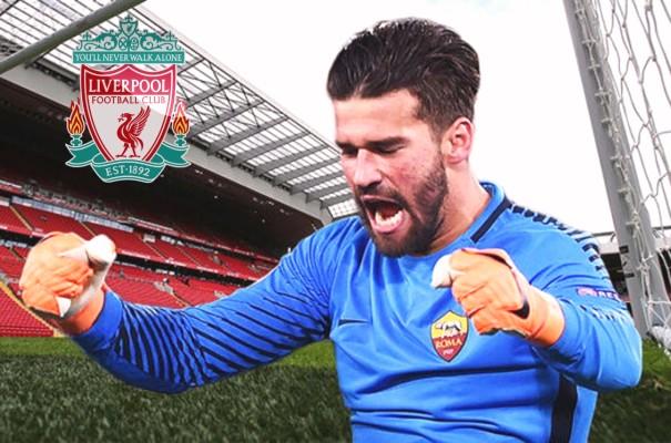 Tin chuyển nhượng chiều nay 19/7: Liverpool chiêu mộ Alisson với mức giá kỷ lục thế giới