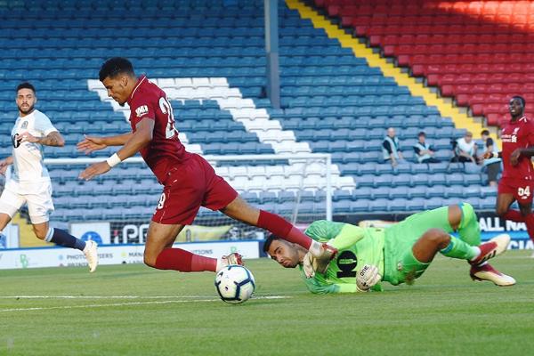 Kết quả Blackburn 0-2 Liverpool: Người hùng từ ghế dự bị