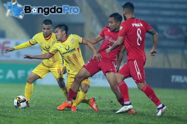 Nhận định Nam Định vs Quảng Nam, 18h ngày 21/7