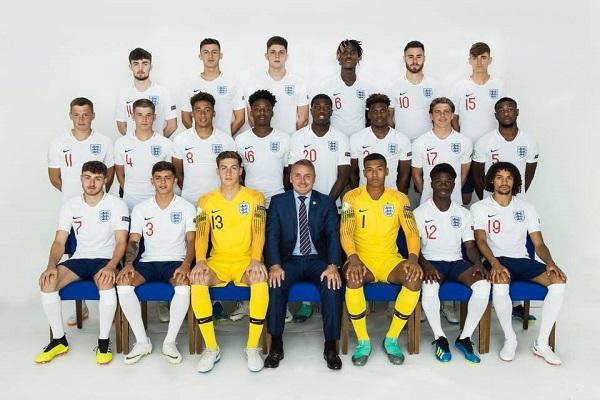Kết quả U19 Anh vs U19 Ukraine (FT, 1-1): Chia điểm đáng tiếc