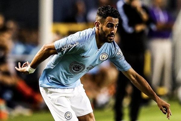Kết quả Man City vs Dortmund: Mahrez ra mắt kém ấn tượng