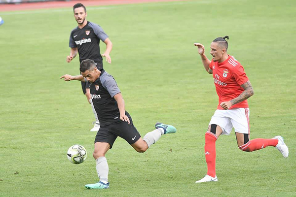 Kết quả bóng đá hôm nay (22/7): Sevilla 0-1 Benfica