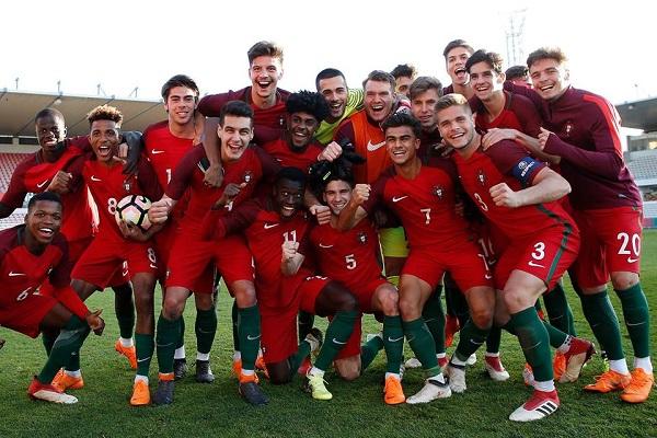 Kết quả U19 Bồ Đào Nha vs U19 Phần Lan, vòng bảng U19 châu Âu 2018