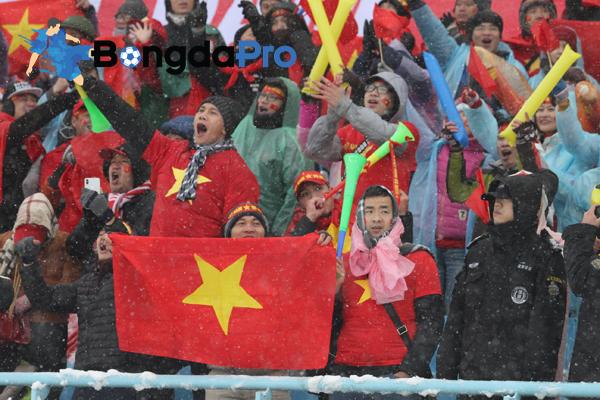 Giá vé xem U23 Việt Nam giải giao hữu Tứ Hùng là bao nhiêu?