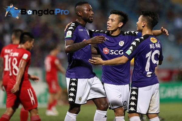 Kết quả Hà Nội 3-3 Bình Dương (FT 3-3): Mưa bàn thắng mãn nhãn