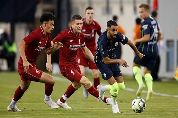 Kết quả Man City 1-2 Liverpool (ICC): Salah và Mane ghi bàn, Liverpool chiến thắng nghẹt thở