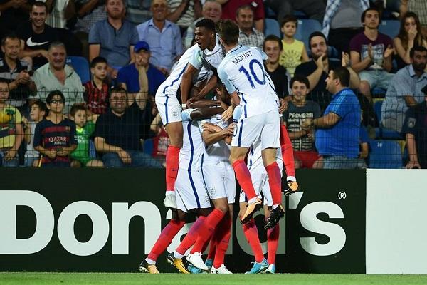 Kết quả U19 Anh vs U19 Na Uy (FT 0-3): Tiểu tam sư hụt vé dự World Cup