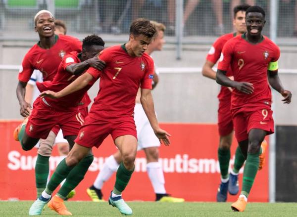 Kết quả U19 Bồ Đào Nha vs U19 Ukraine (FT 5-0): Đàn em CR7 thị uy sức mạnh