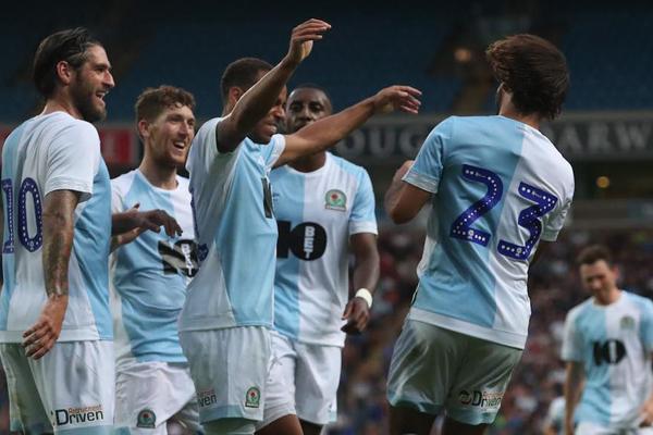 Kết quả bóng đá hôm nay (27/7): Blackburn Rovers 3-0 Everton