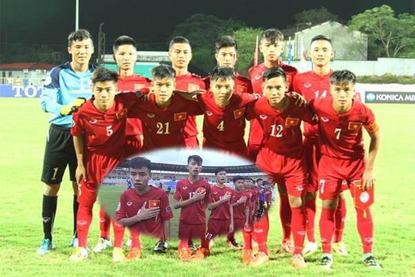 Lịch thi đấu U16 Việt Nam tại Giải U16 Đông Nam Á 2018