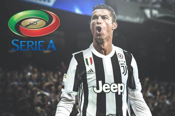 Lịch thi đấu vòng 1 Serie A 2018/19: Chờ Ronaldo 'mở tài khoản'