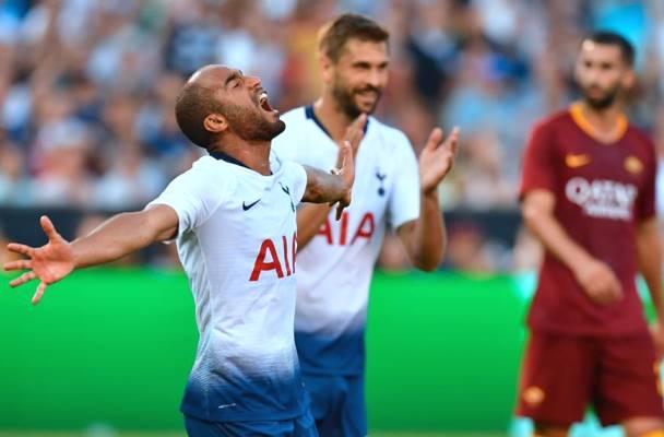 Kết quả Barca vs Tottenham (HG, 2-2, Penalty: 5-3)