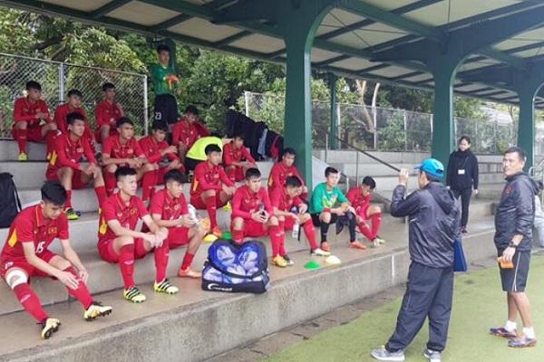 Kết quả U16 Việt Nam vs U16 Campuchia (FT 1-0): Chiến thắng nhọc nhằn
