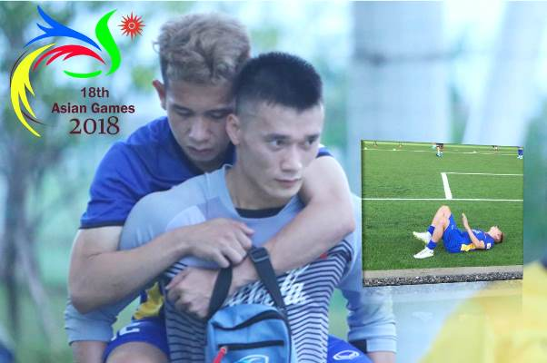 Hồng Duy chính thức chia tay U23 Việt Nam, HLV Park Hang-seo tiết lộ phương án thay thế