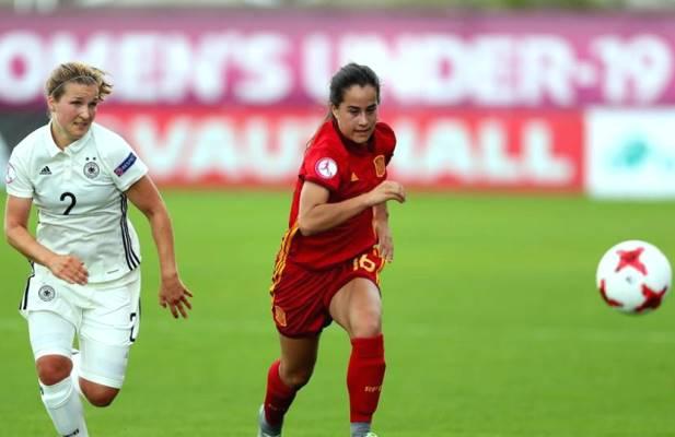 Kết quả U19 nữ Đức vs U19 nữ Tây Ban Nha (FT 0-1): Tuyển nữ xứ bò tót lên ngôi vương