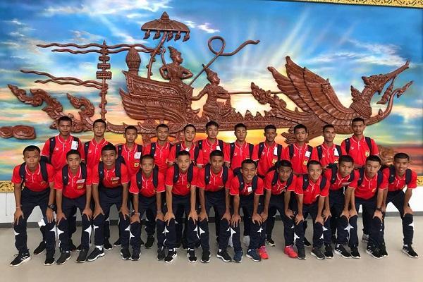 Kết quả U16 Brunei vs U16 Lào (FT 2-3): Rượt đuổi ngoạn mục