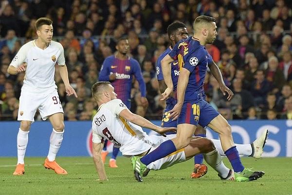 Nhận định Barcelona vs AS Roma, 09h00 ngày 1/8