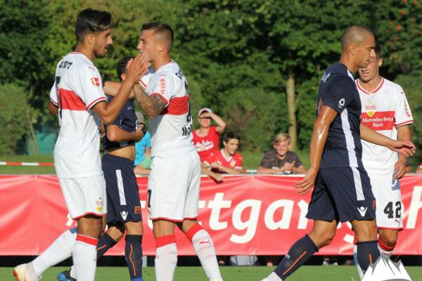 Kết quả bóng đá hôm nay (31/7): Stuttgart 3-1 Istanbul Buyuksehir Belediyesi